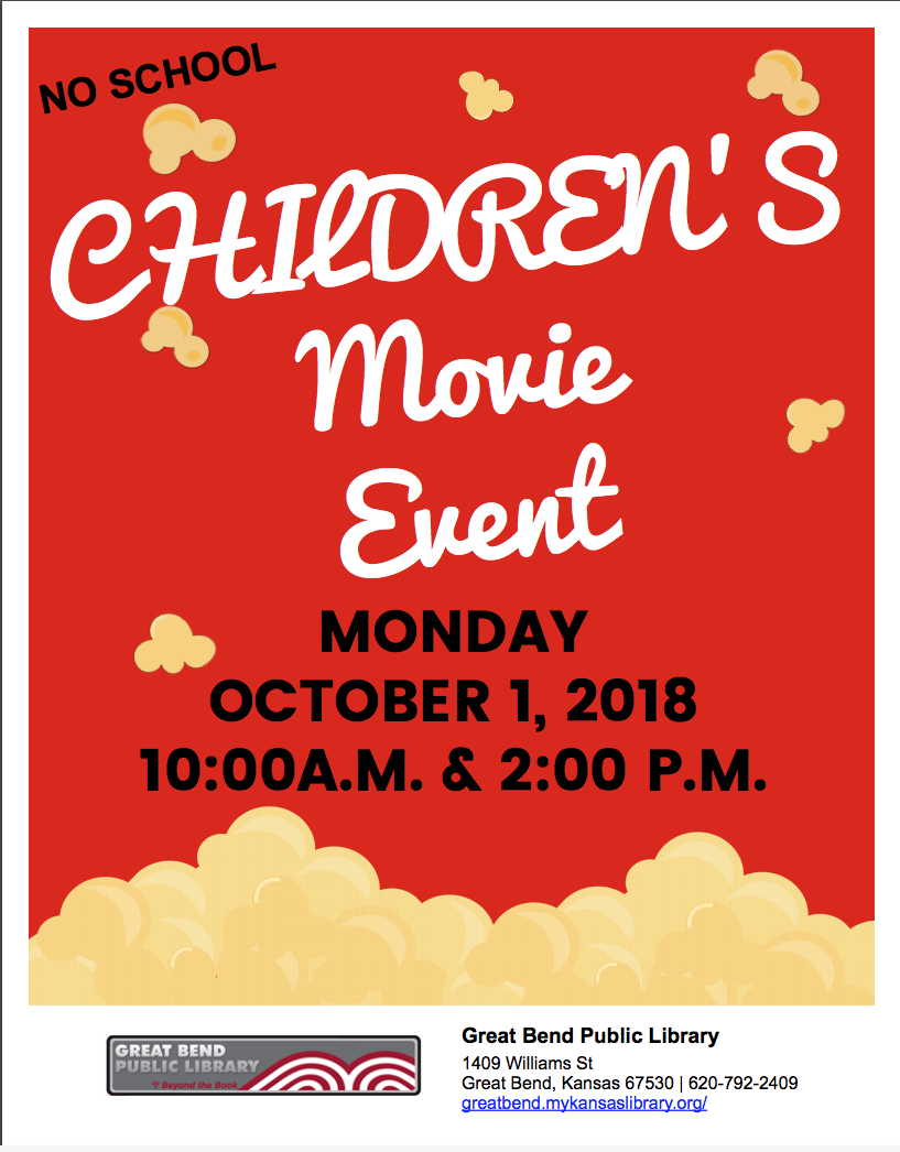 Children's Movie Event