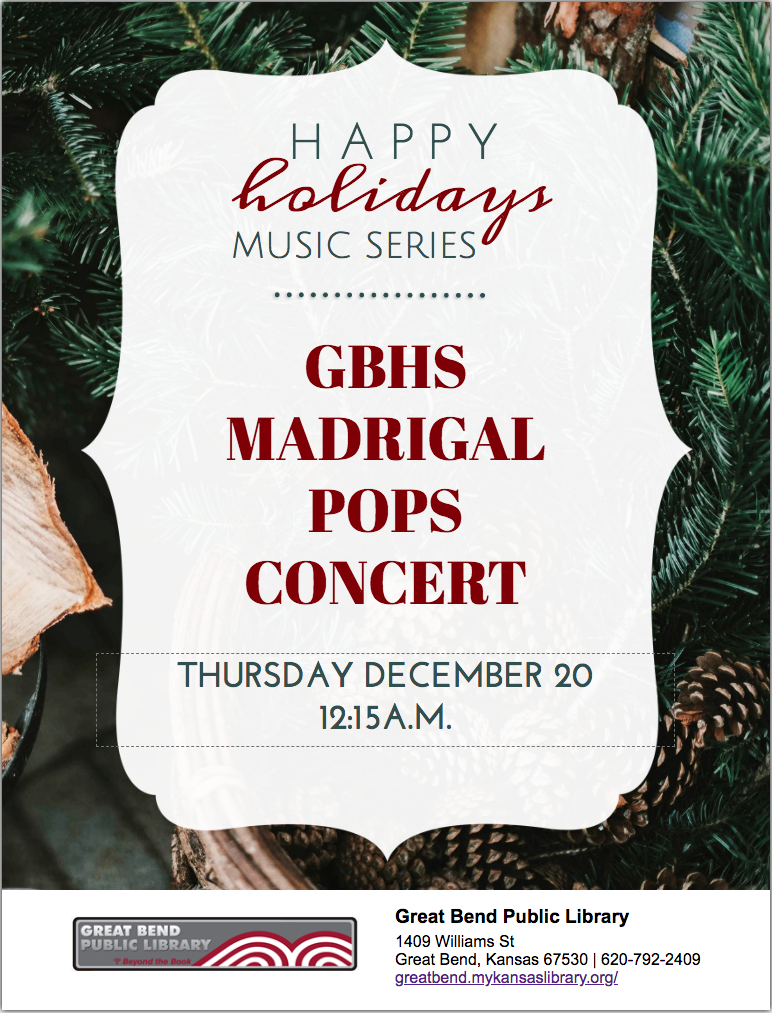 Holiday Music Series