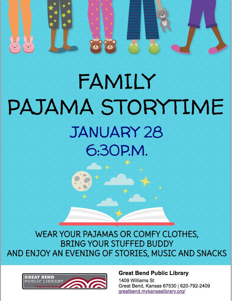 Family Pajama Storytime