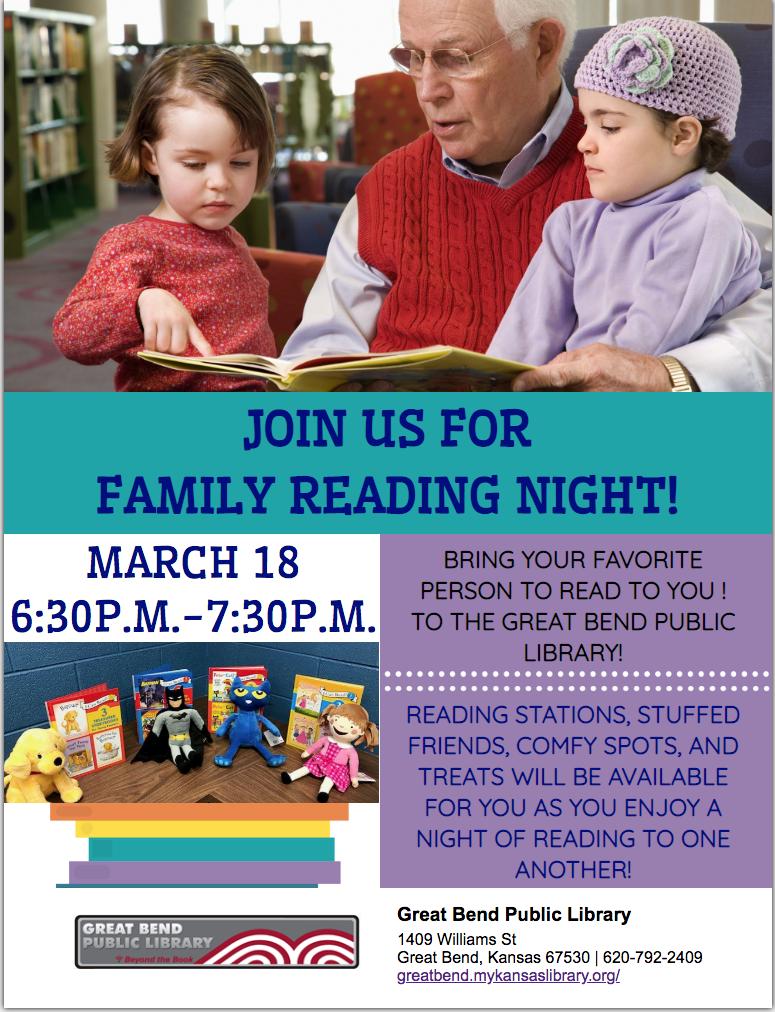 Family Read Night