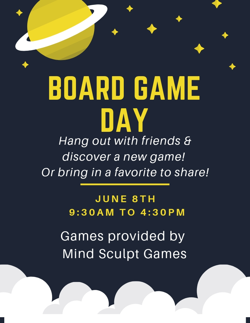 Board Game Day!