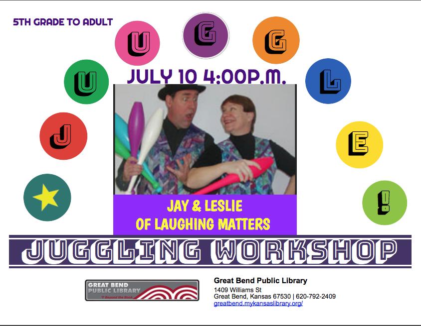 Juggling Workshop