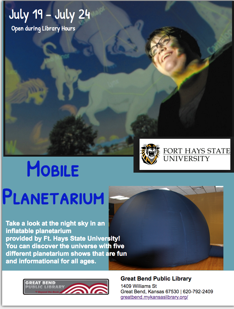 Planetarium Exploration