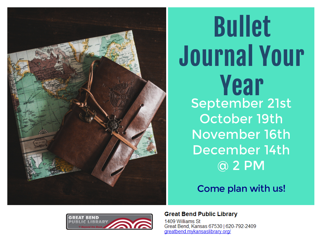 Bullet Journal Your Year