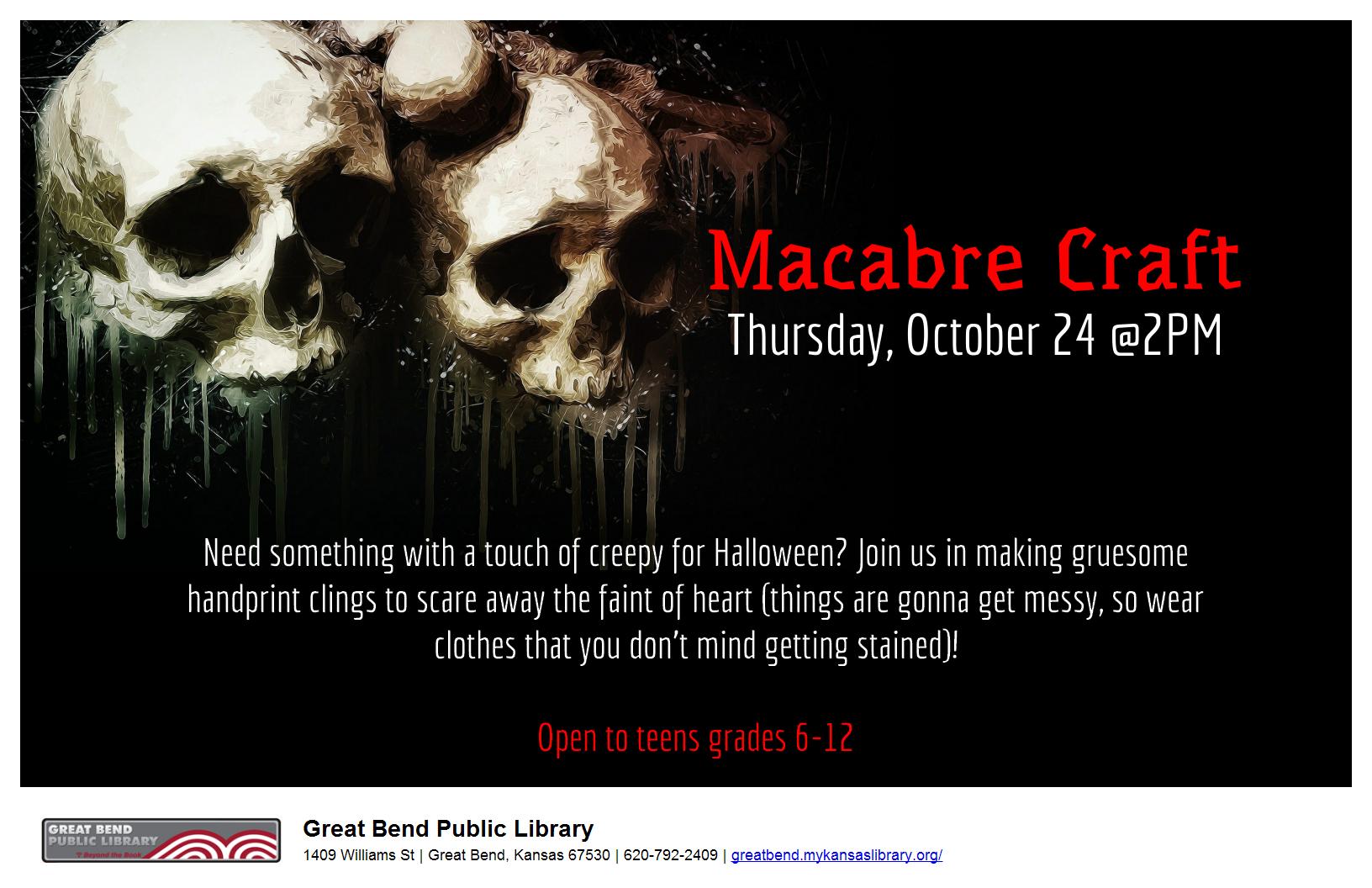 Macabre Craft