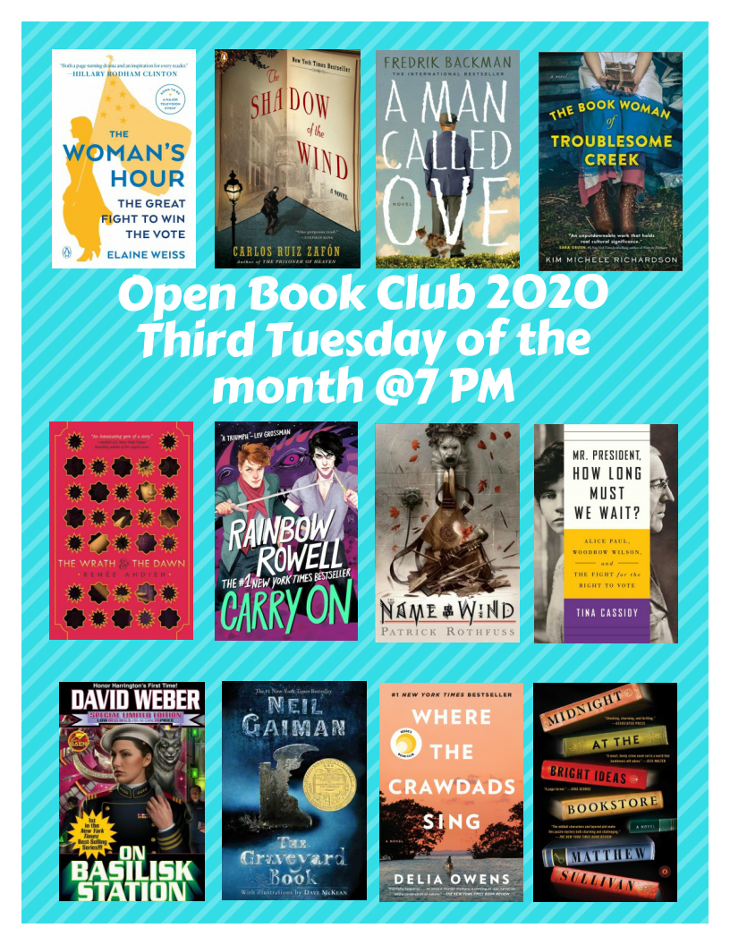 Open Book Club