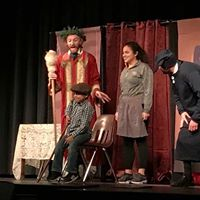 A Christmas Carol Theater Production