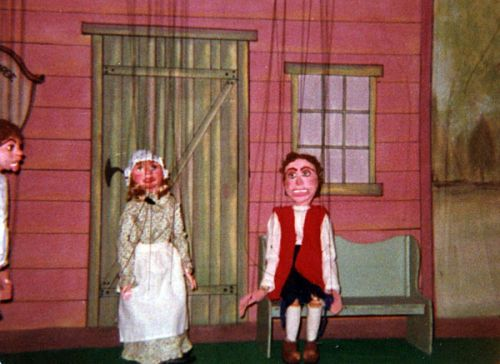 Elsenpeter Marionettes Present: The Legend Of Sleepy Hollow