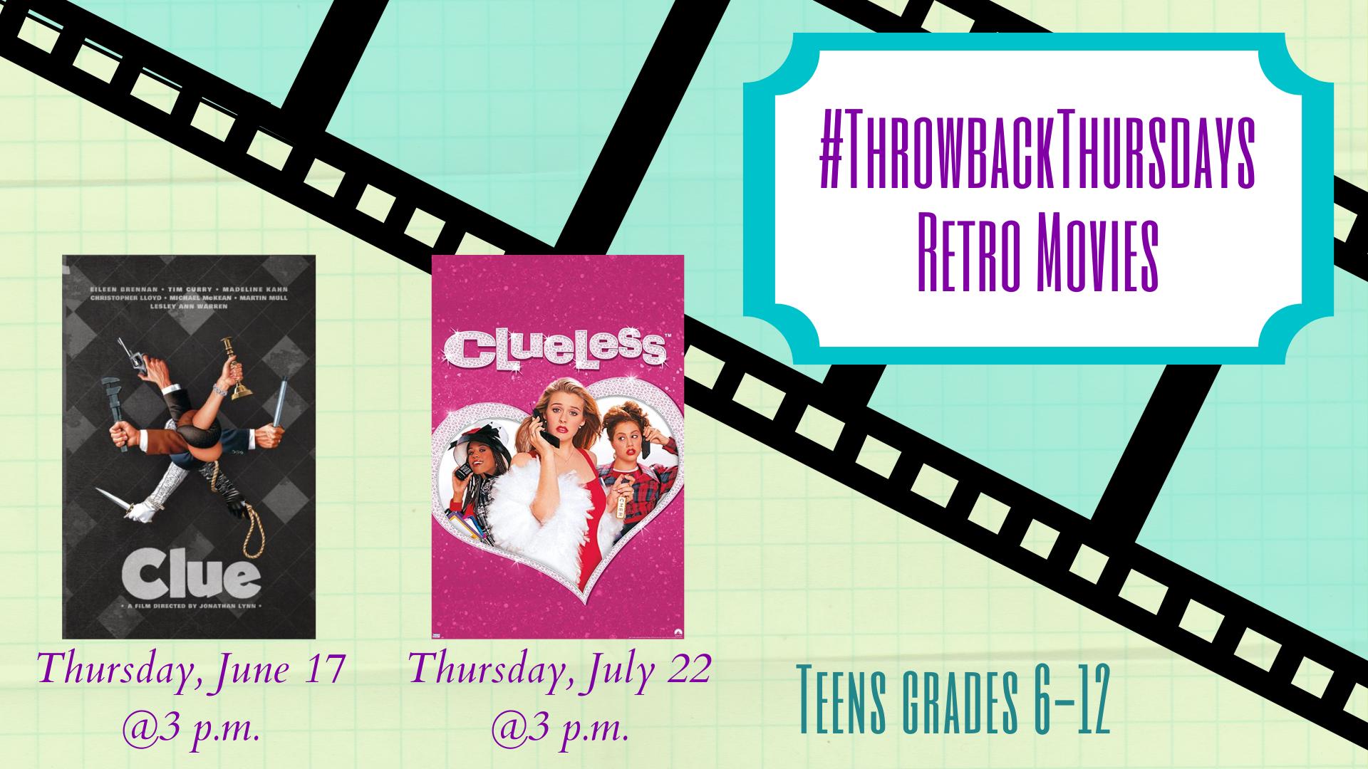 Throwback Thursday Movie: Clueless