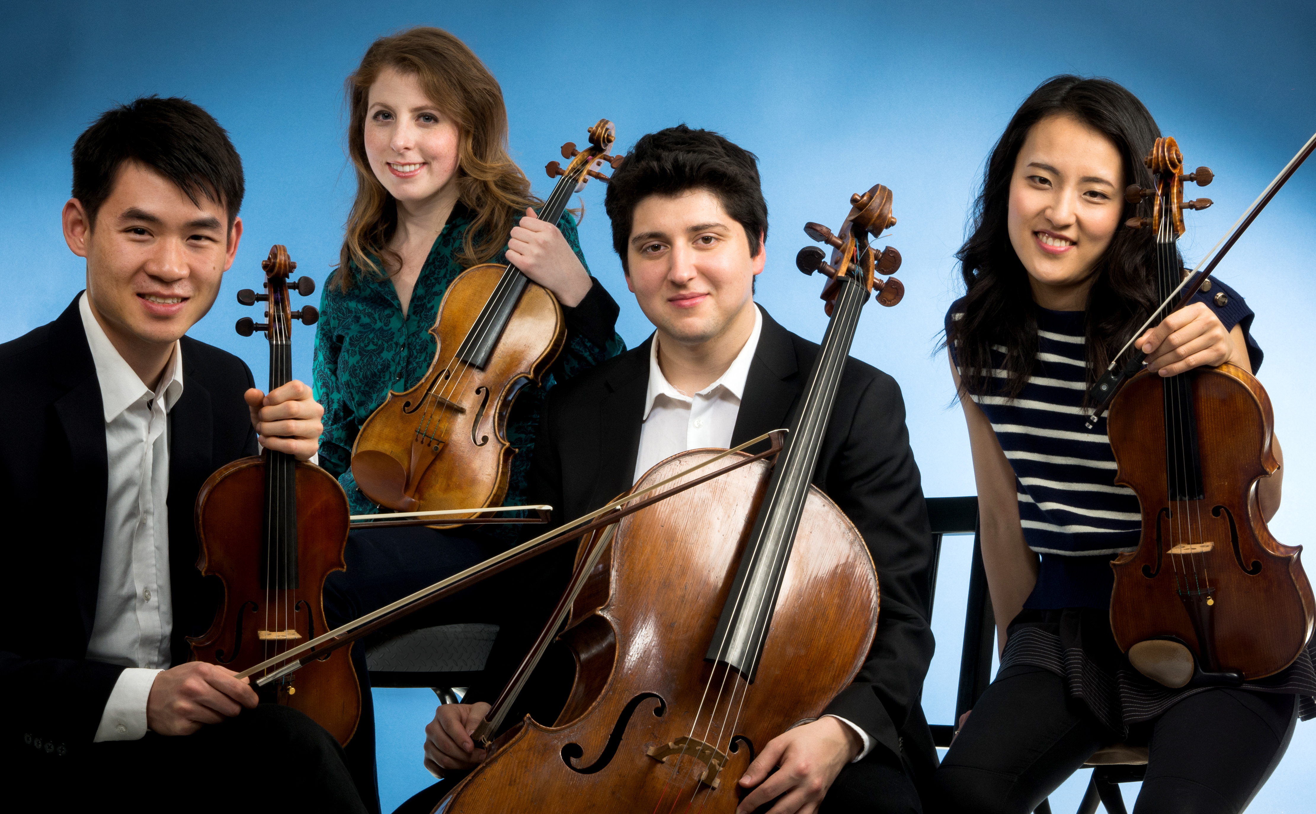 + October 4, 2018: Omer Quartet +