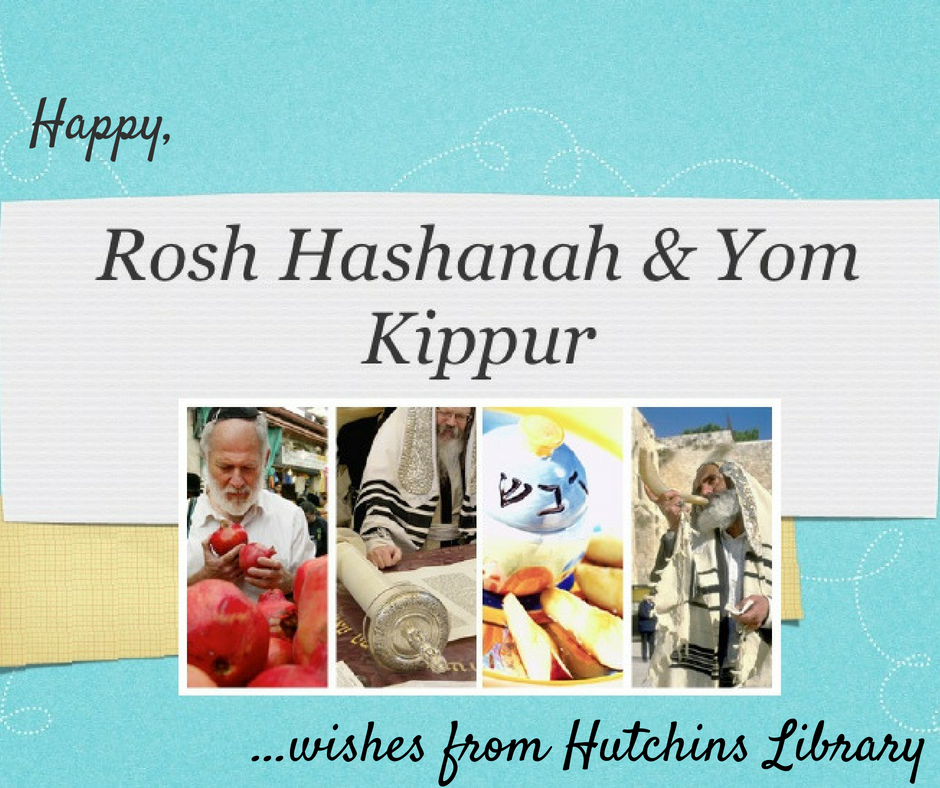 September's Holiday Spotlight: Rosh Hashanah and Yom Kippur