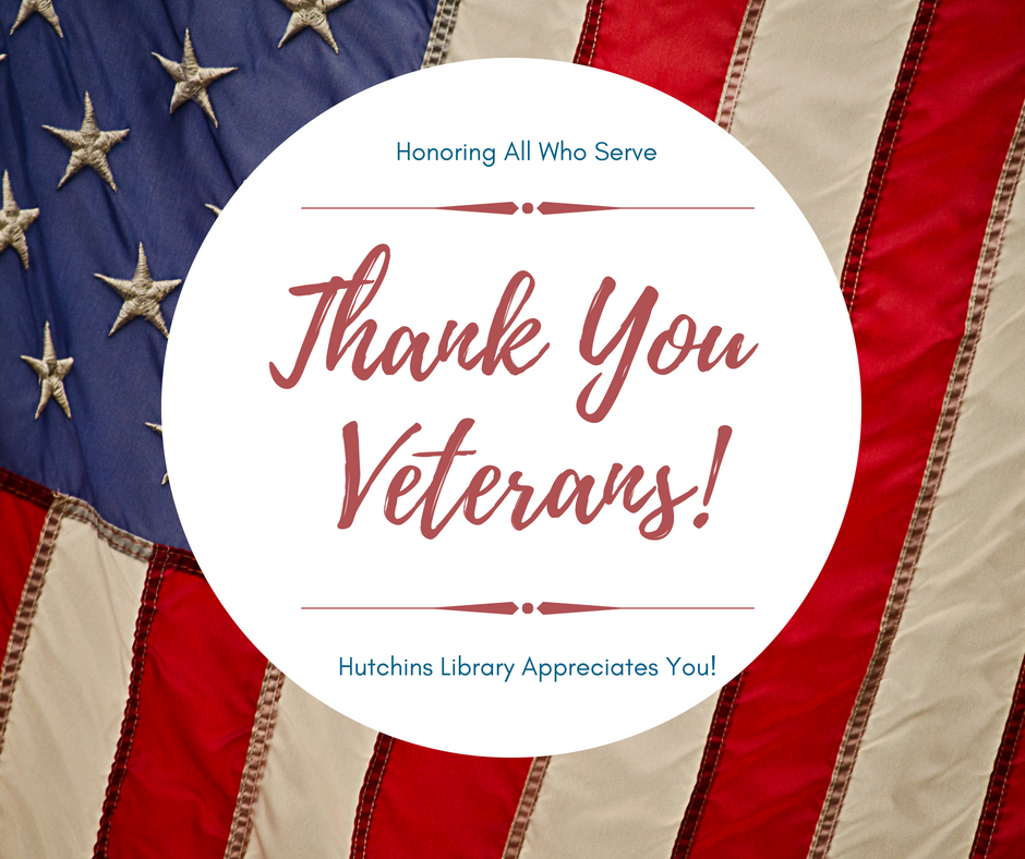 November's Holiday Spotlight: Veterans Day