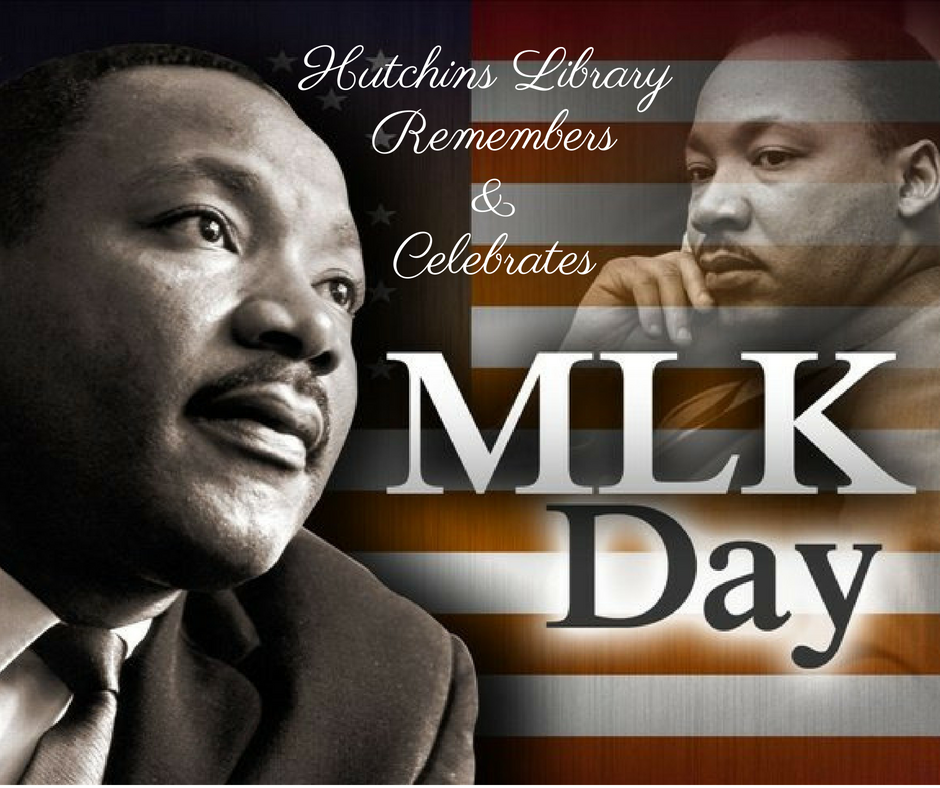 January's Holiday Spotlight: Martin Luther King, Jr. Day