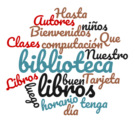 Spanish for Library Staff: Online Practice Meeting (Group A)