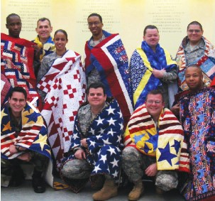 Quilts of Valor Award Ceremony