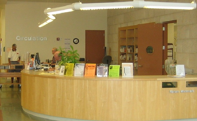 Library Basics Part 1: Front Desk Basics