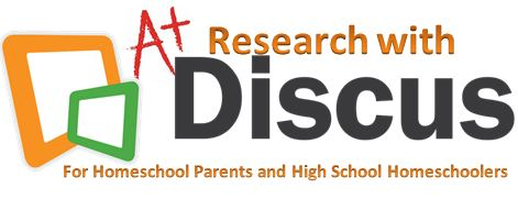 A+ Research with Discus - For Homeschool Parents and High School Homeschoolers (In-person at SC State Library)