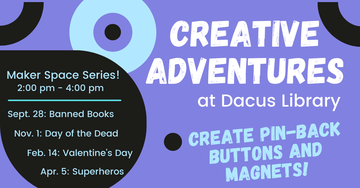 Creative Adventures Series: Day of the Dead