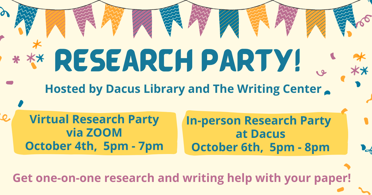 Virtual Research Party