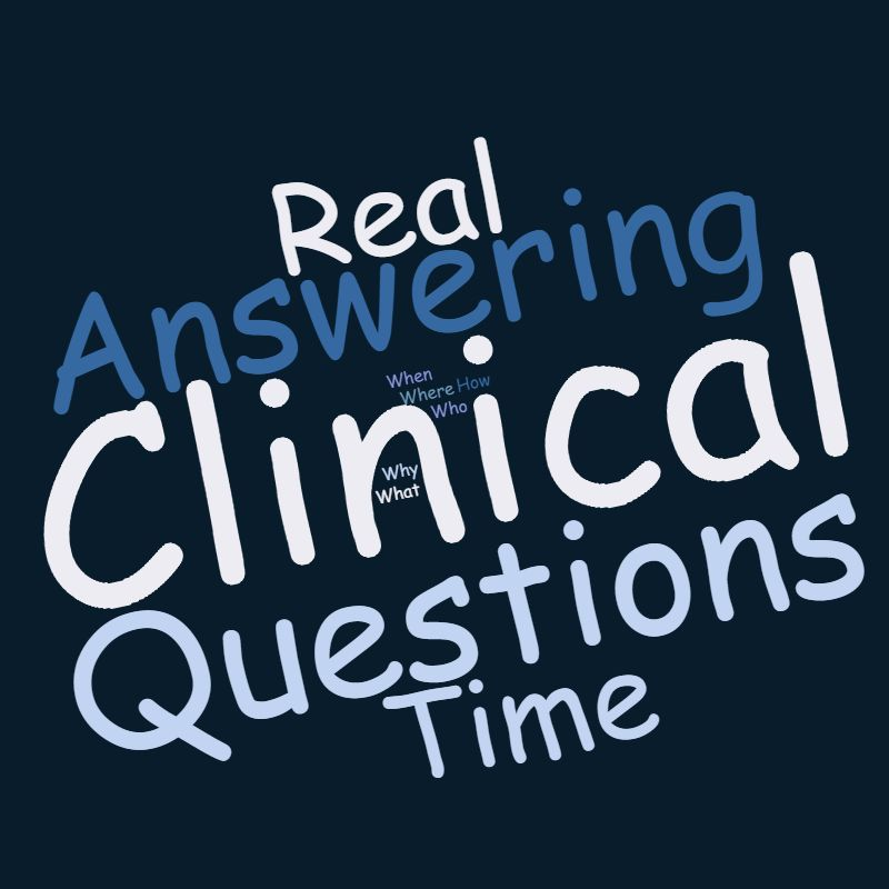 Answering Clinical Questions in Real Time: A Zoom Online Class