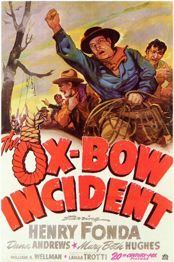 "Spring 2018 CAL Films - ""The Ox-Bow Incident"""