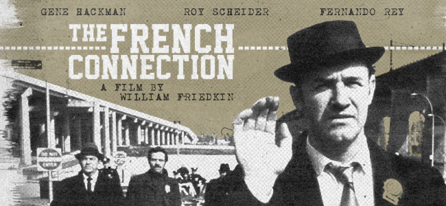 College of Arts and Letters Spring 2018 Film Series - The French Connection