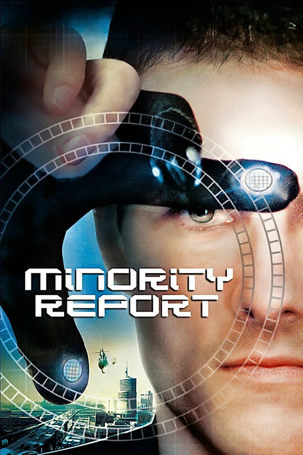 College of Arts and Letters Spring 2018 Film Series - Minority Report