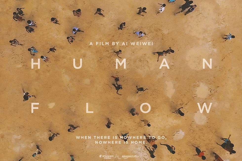 Human Flow (film screening) & Q&A with Ai Weiwei