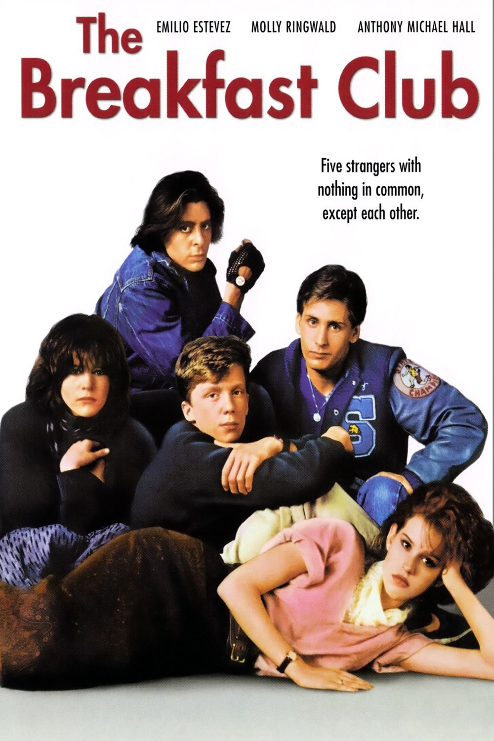 College of Arts & Letters Fall 2018 Film Series - The Breakfast Club