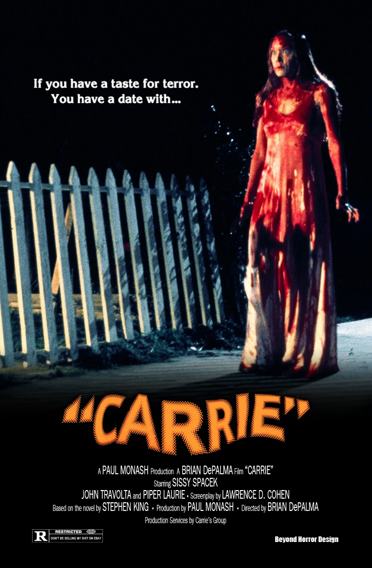 College of Arts & Letters Fall 2018 Film Series - Carrie
