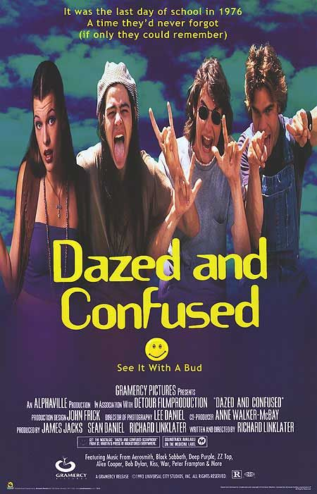 College of Arts & Letters Fall 2018 Film Series - Dazed and Confused