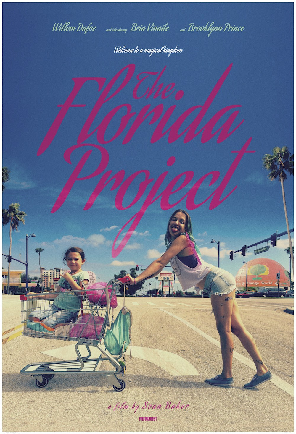 College of Arts & Letters Fall 2018 Film Series - The Florida Project