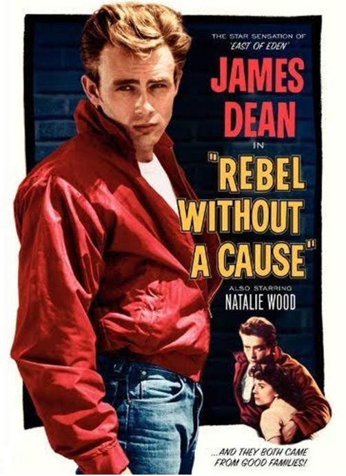 CAL Spring 2019 Film Series - Rebel Without A Cause