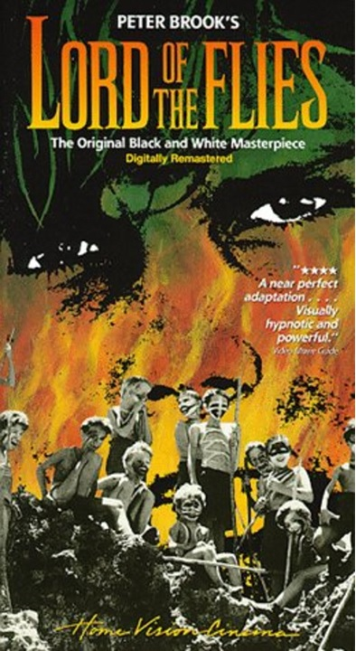 CAL Spring 2019 Film Series - Lord of the Flies