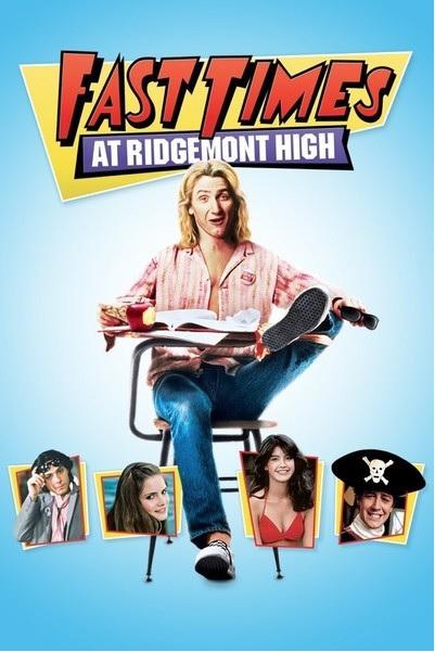 CAL Spring 2019 Film Series - Fast Times at Ridgemont High