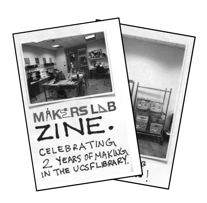 Make Your Own Zine (via Zoom)