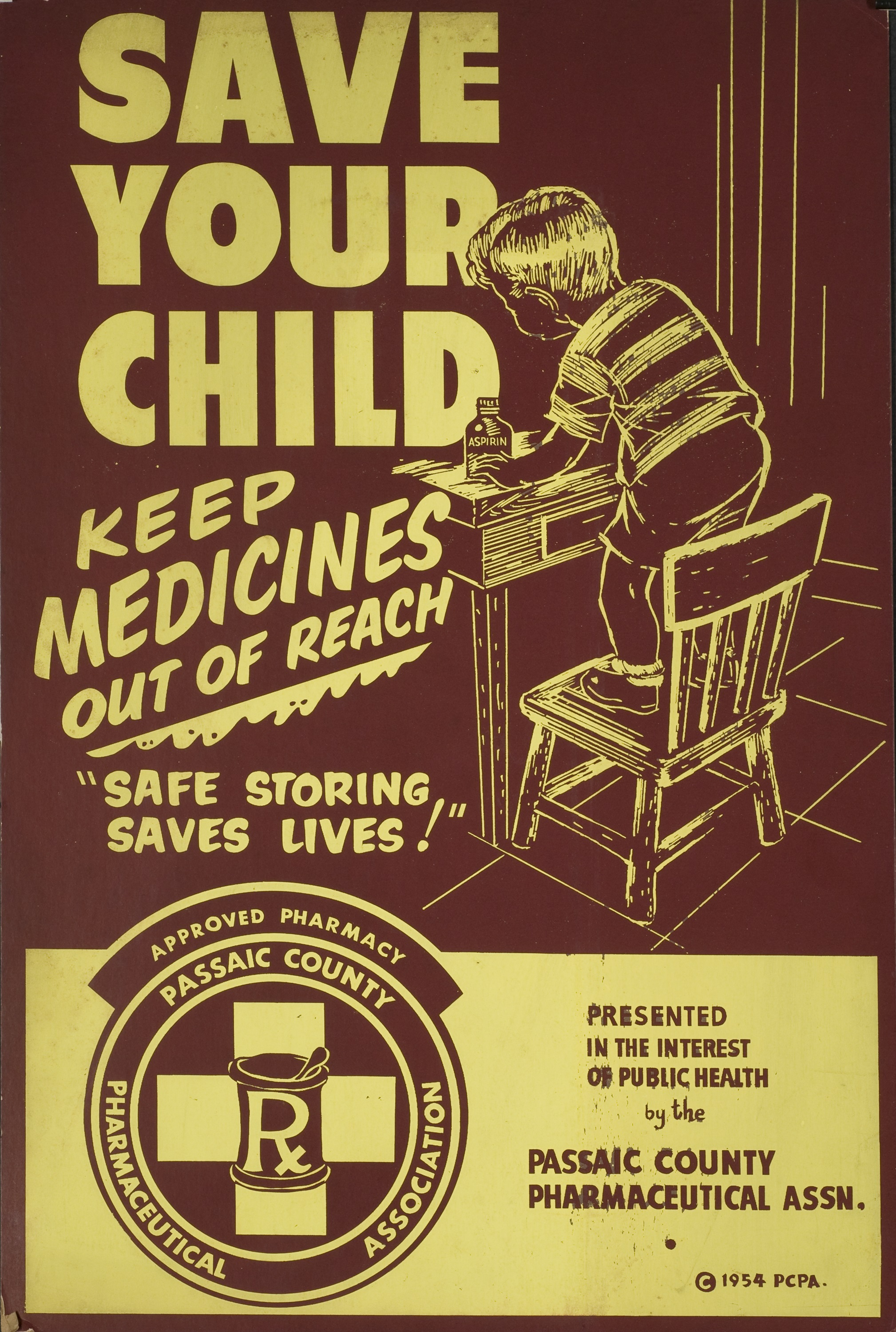 In Whose Best Interest? Children, Aspirin Poisoning, and the Pharmaceutical Industry, 1947-1976   ARCHIVES TALK