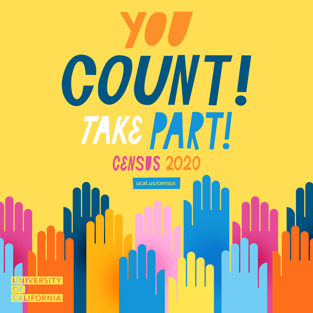 Postponed   UCSF Census Center: Make It Count!