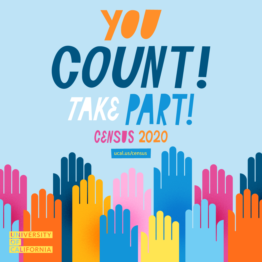 Postponed | UCSF Census Center: Make It Count!