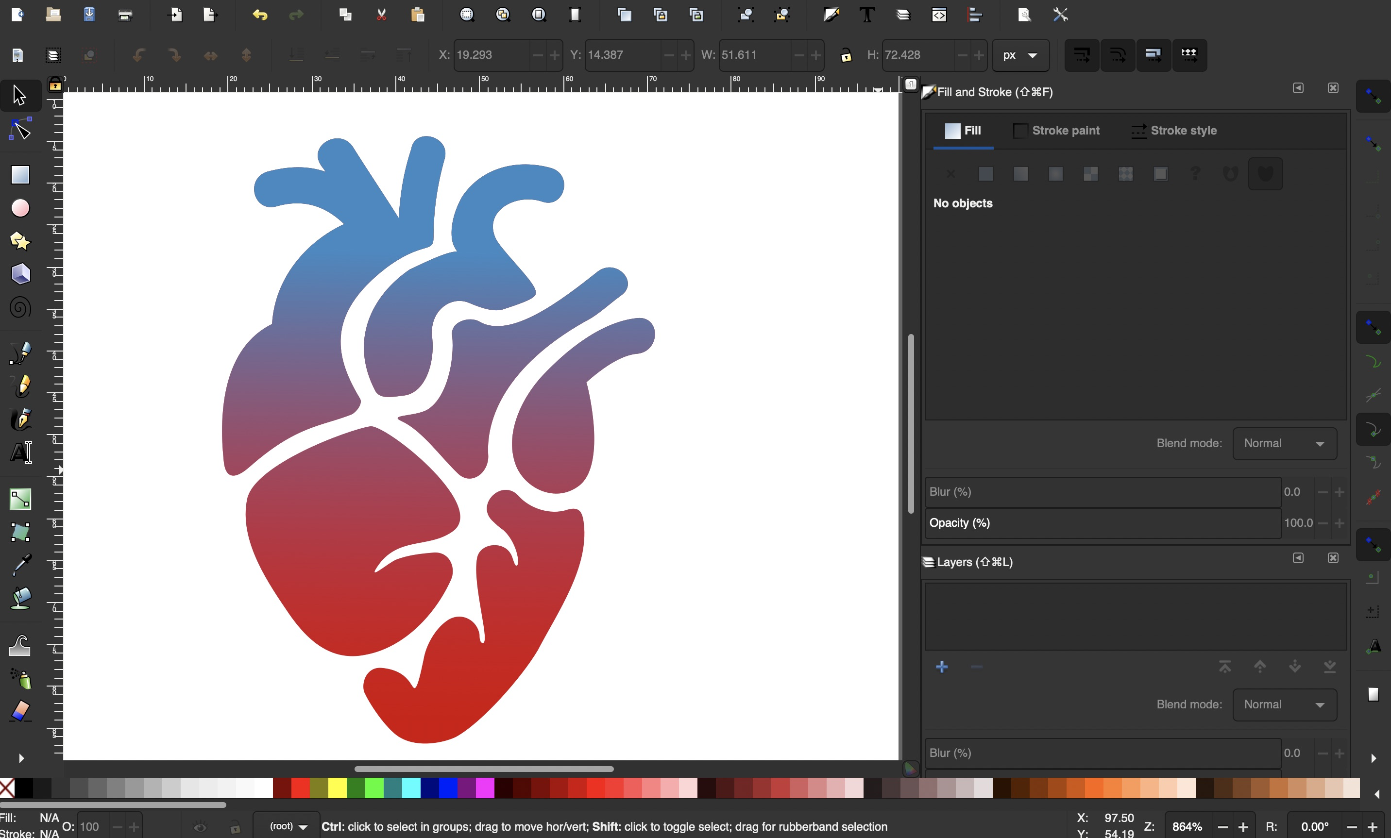 Intro to Vector Art with Inkscape (via Zoom)
