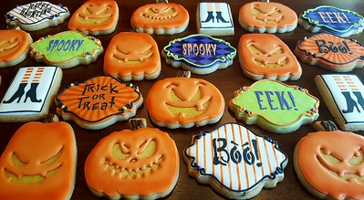 Virtual Potluck - Halloween Edition (via Zoom)