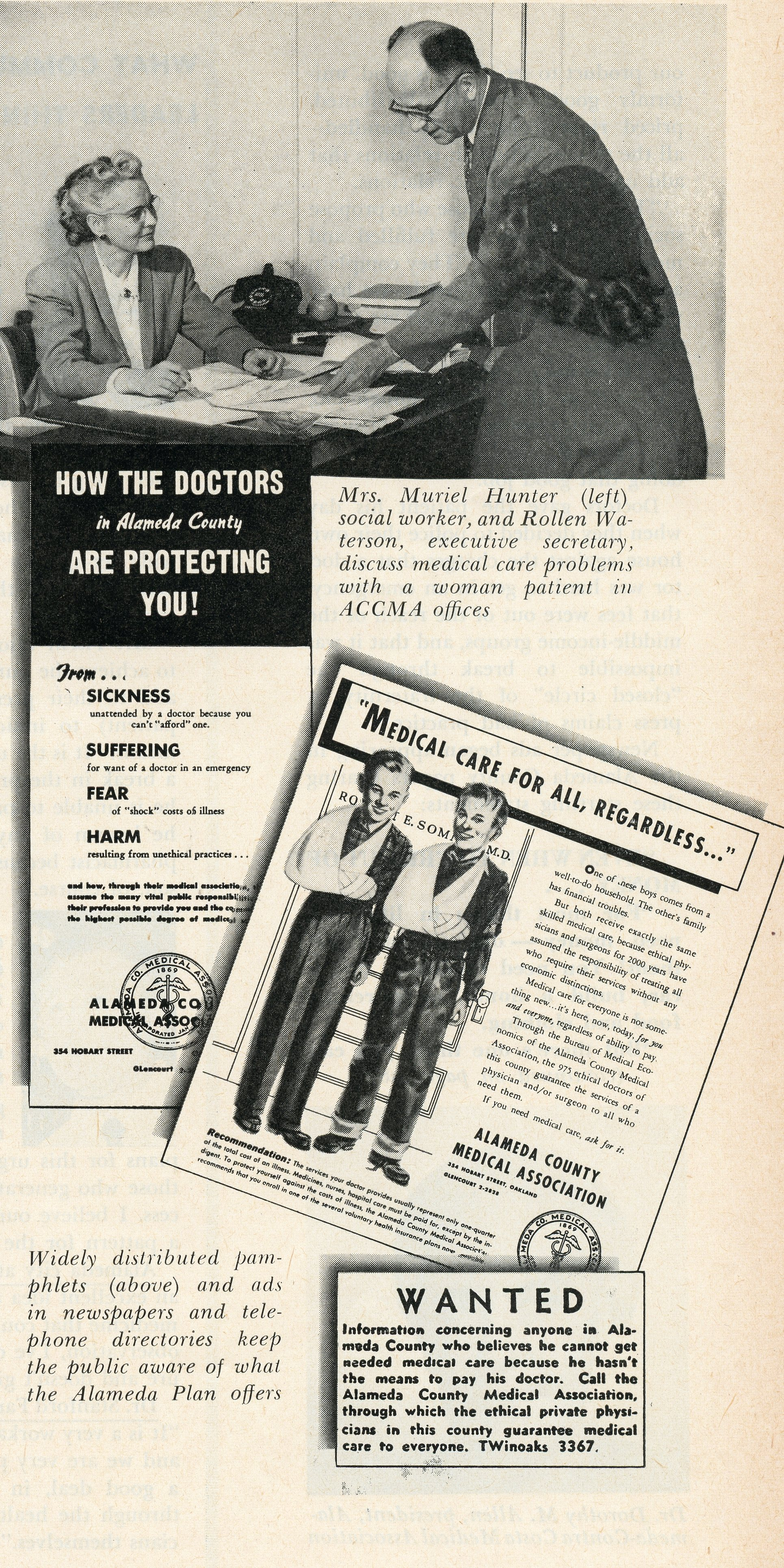 Medical Care for All, Regardless | Archives Talk