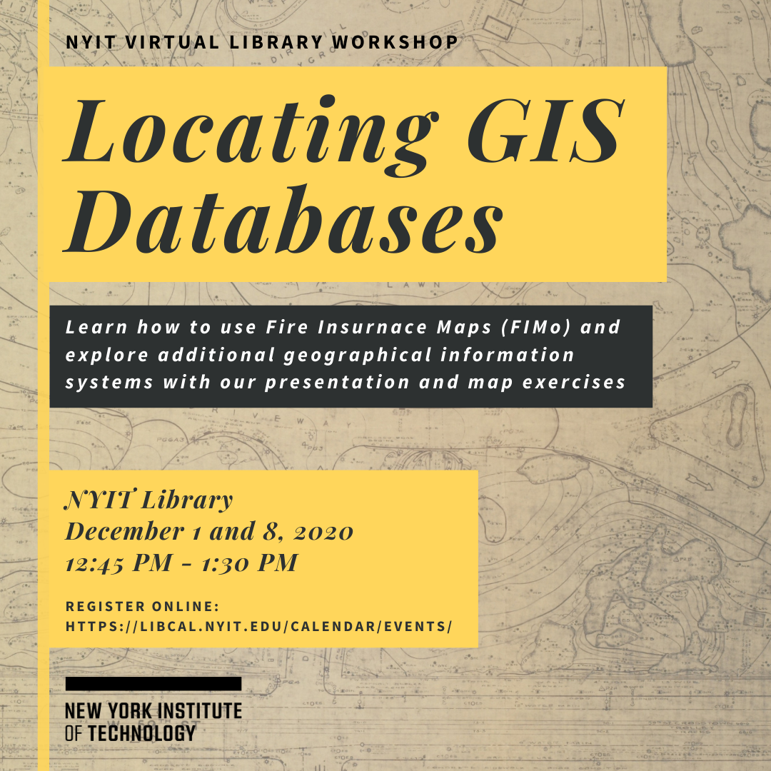 'Locating' GIS Databases - FIMO