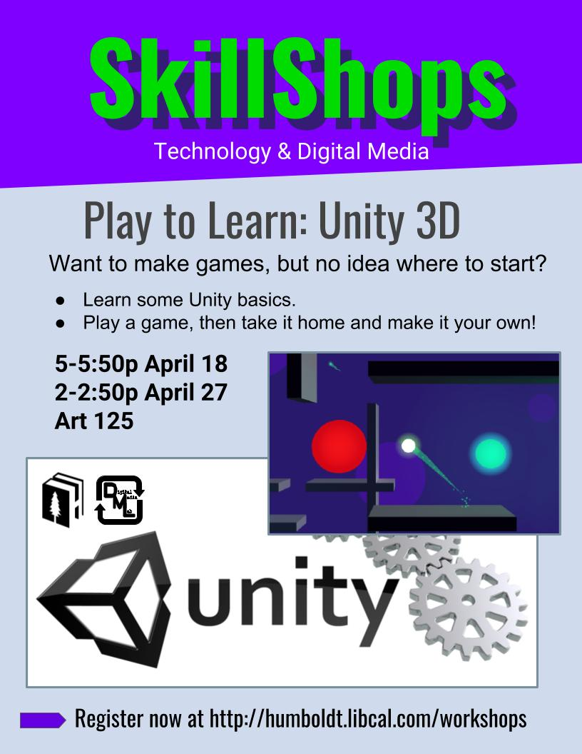 Play to Learn: Game Dev in Unity 3D