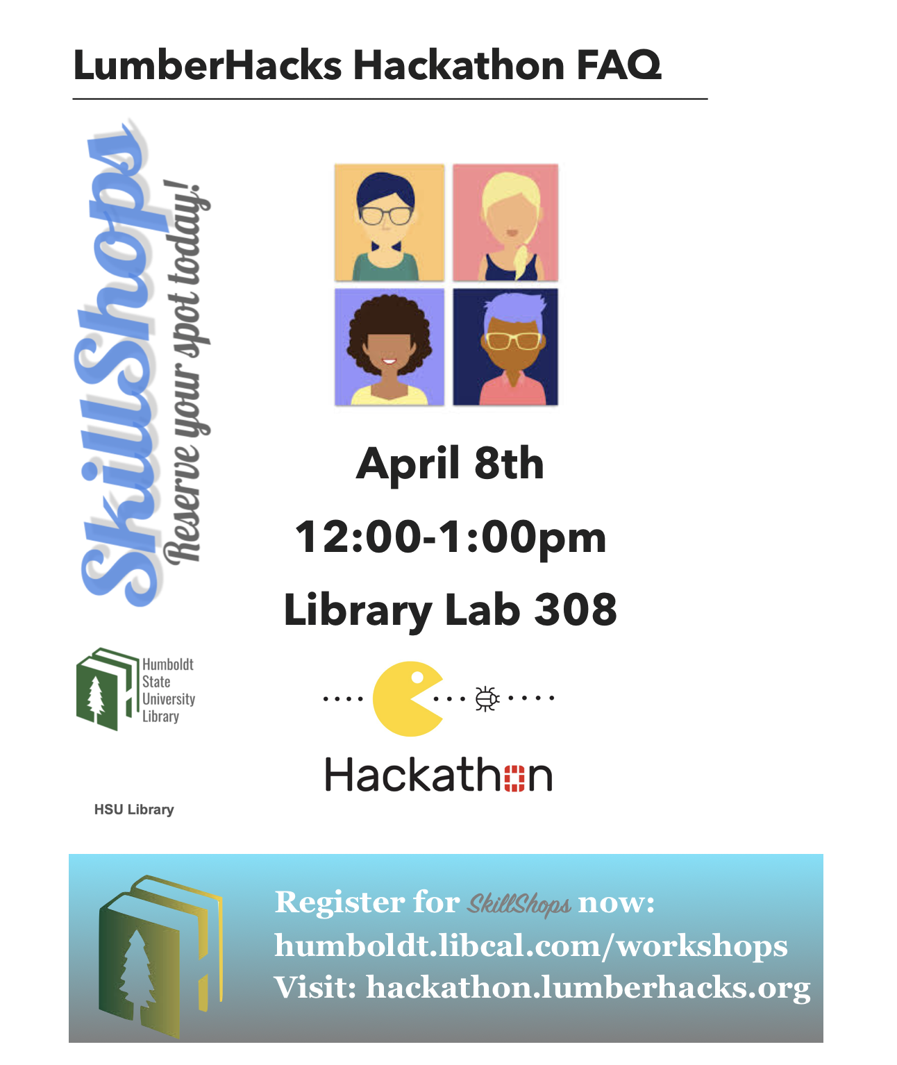 LumberHacks Hackathon FAQ