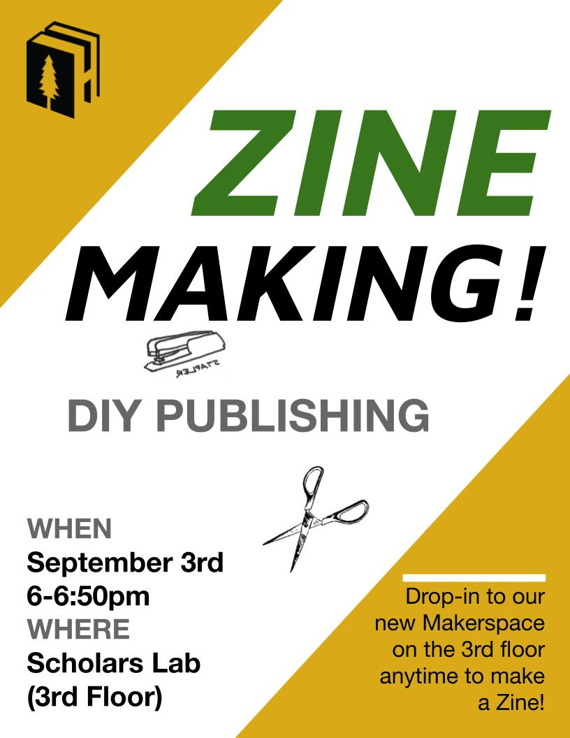Zinemaking: DIY Publishing