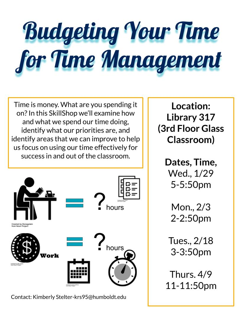 Budgeting Your Time for Time Management
