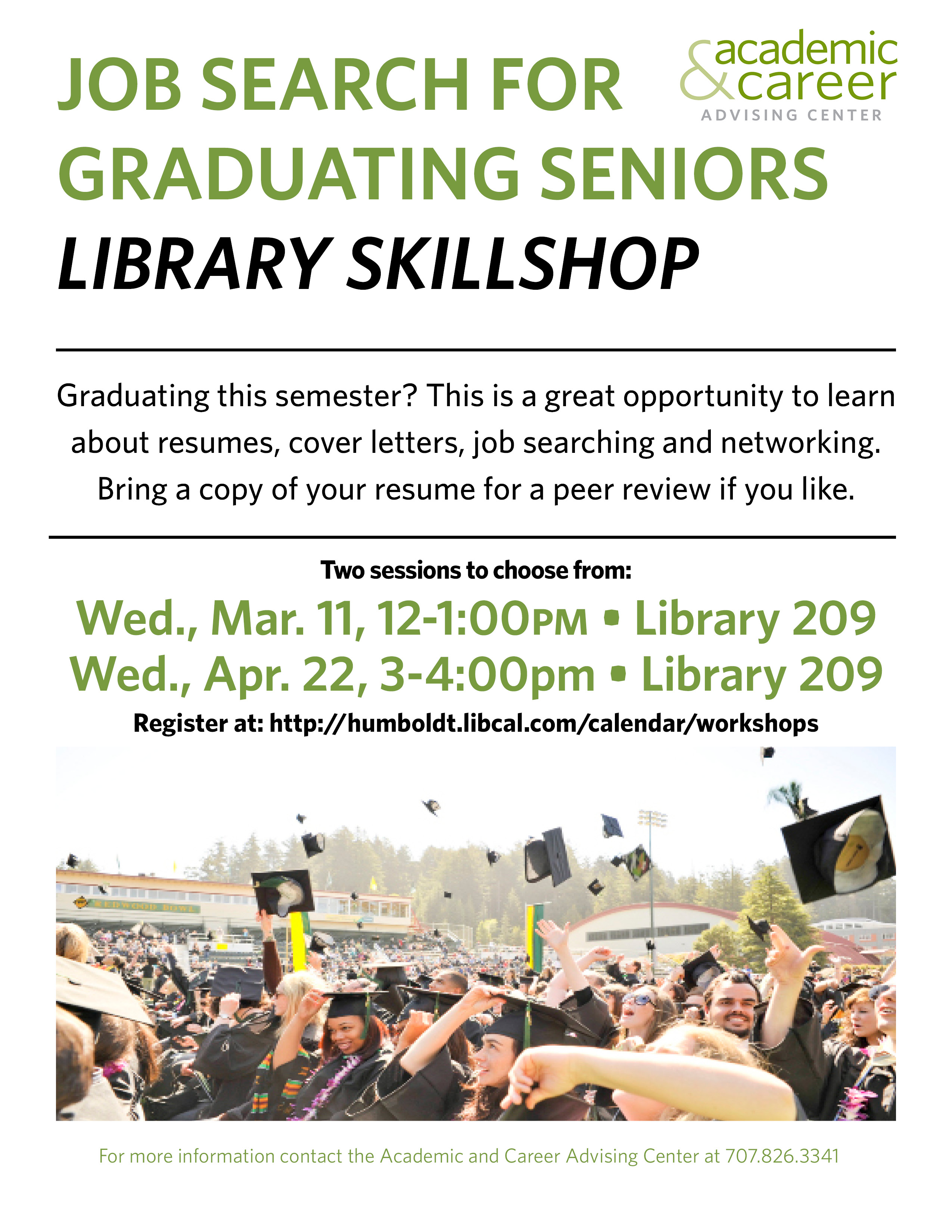Job Search for Graduating Seniors