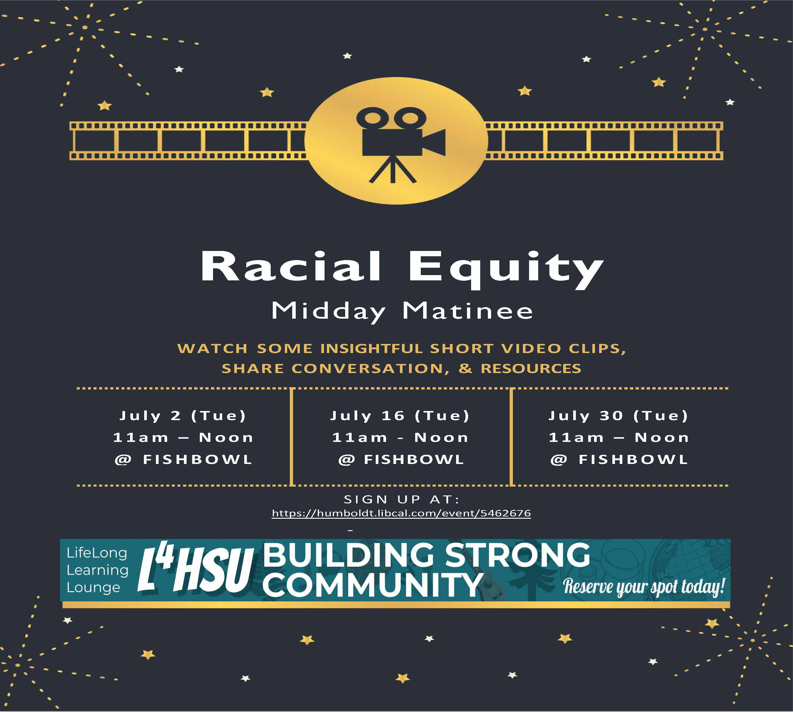 Racial Equity Midday Matinee