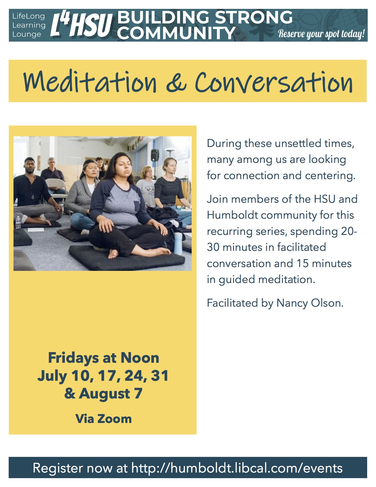 Meditation and Conversation